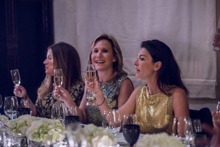Σαλώμη Φλουτάκου, Ελίνα Βαμβακά, Μαρίνα Βερνίκου. Μοιραζόμαστε ιστορίες, τσουγκρίζουμε ευχές...