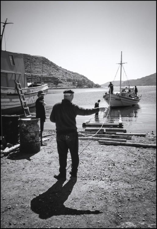 Robert McCabe Ελλάδα 1954-64