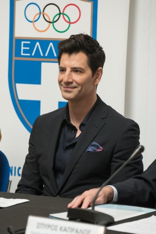 Ο Σάκης Ρουβάς επικεφαλής του προγράμματος «ΕΛΛΑΔΑ ΜΠΟΡΕΙΣ»