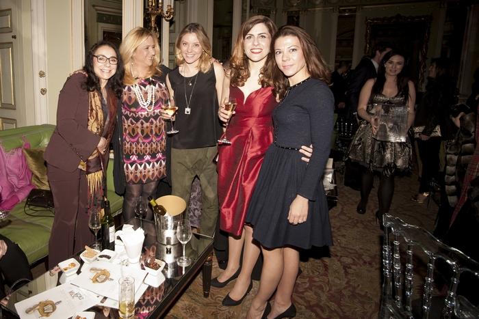 Eirini Hadjipateras, Maria Hadjipateras, Mimika Kolotoura-Chandaka, Elena Hadjiafxendi, Sofia Konstantopoulou-Papadopoulos