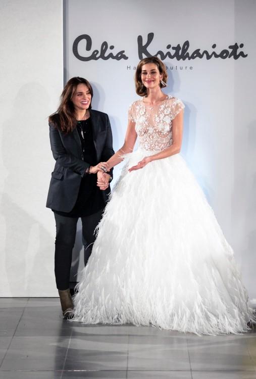 Celia Kritharioti and Ana Beatriz BarrosA
