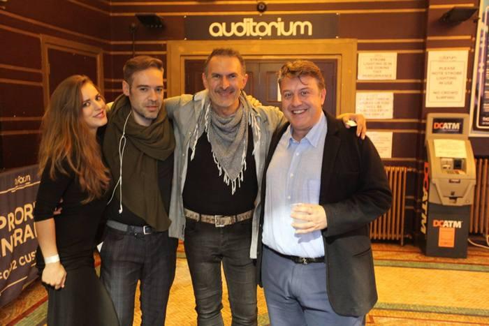 London Production Team Pamela Tzakis Dimitris Magginas Antonio Armani Ion Varouxakis