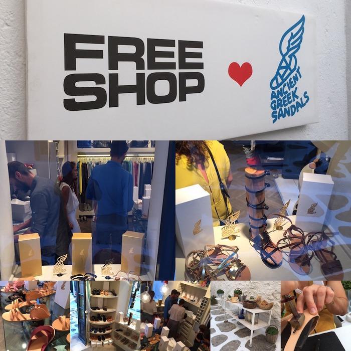 ok last years monogramming event, free shop mykonos