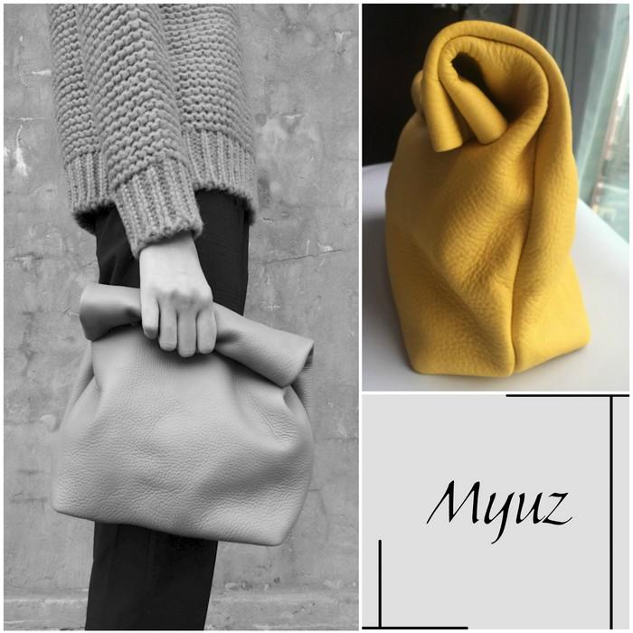 okok delia-myuz-clutch-yellow