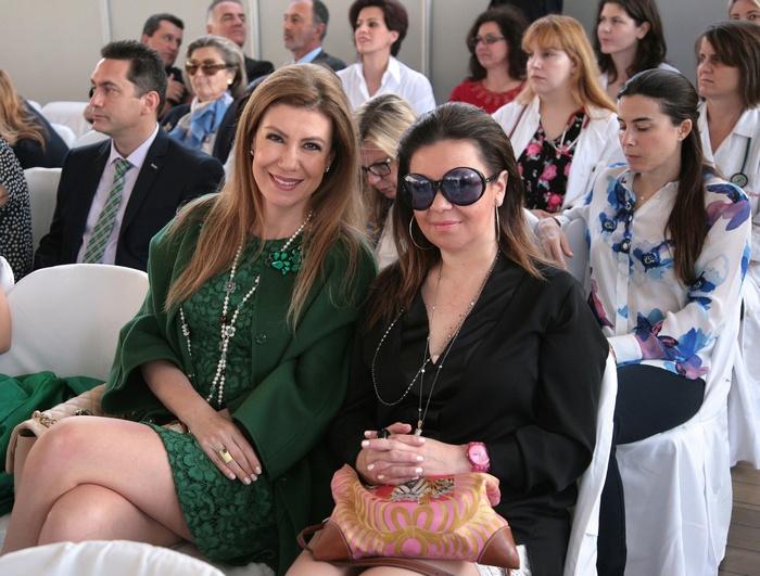 HALA KHOURY, ΜΑΡΓΑΡΙΤΑ ΣΦΕΤΣΑ