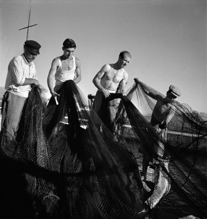 Βούλα Παπαϊωάννου, Αίγινα, 1950-1955 © Φωτογραφικό Αρχείο Μουσείου Μπενάκη