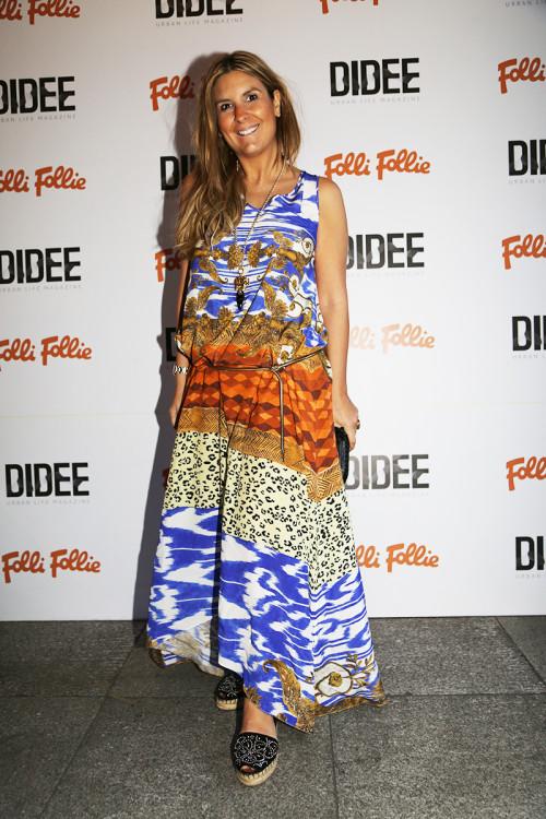 Η fashion blogger Μαρία Τζανιδάκη