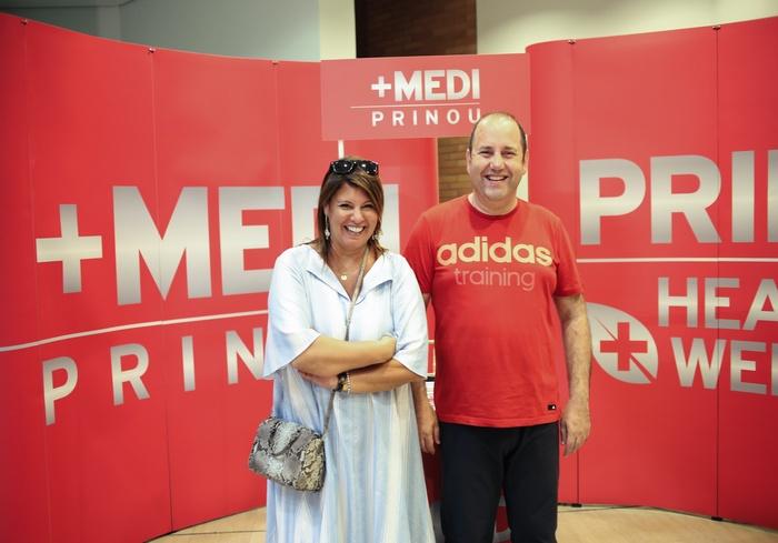 Φαίη Μπέη, Αλέξανδρος Πρίνος. Τα Medi Prinou στηρίζουν κάθε Pop Up Project μας!
