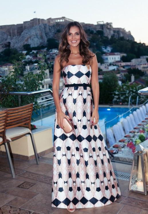 Η Ιταλίδα παρουσιάστρια και φετινή Axel Woman Alessia Reato