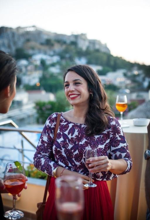 Η Διευθύντρια του Cosmopolitan κ.Θέτις Πεχλιβανίδη