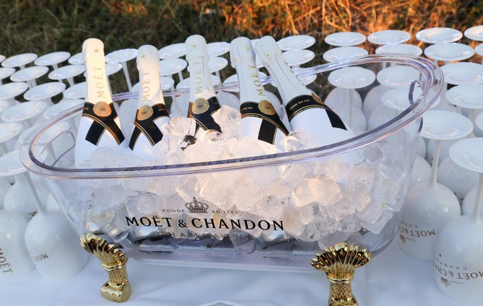 Another #moëtmoment!