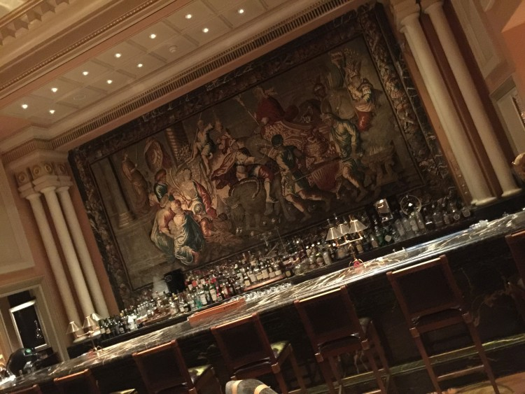 The Alexander's Bar...Just love it!