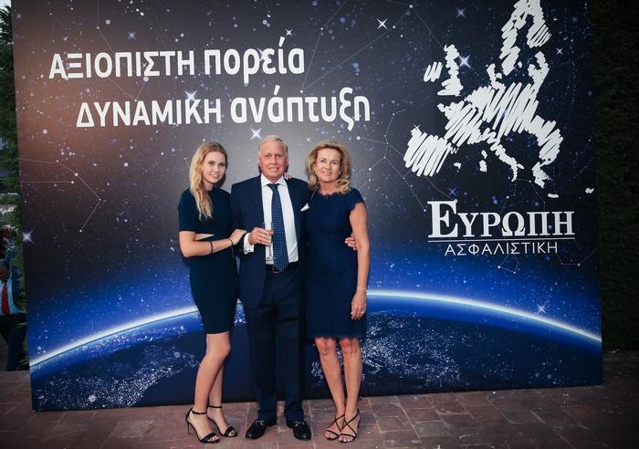 Λαβίνια Μακροπούλου, Νικόλαος Μακρόπουλος, Katleen Μακροπούλου