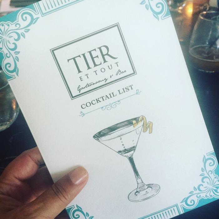 Το cocktail list όπως μοναδικά το εμπνεύστηκε και το σχεδίασε ο Ιάσονας Φέτσης- Δεληγιάννης