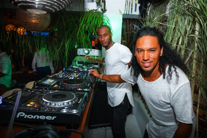 DJ SUNNERY JAMES & RYAN MARCIANO