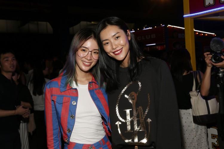 Irene Kim, Liu Wen