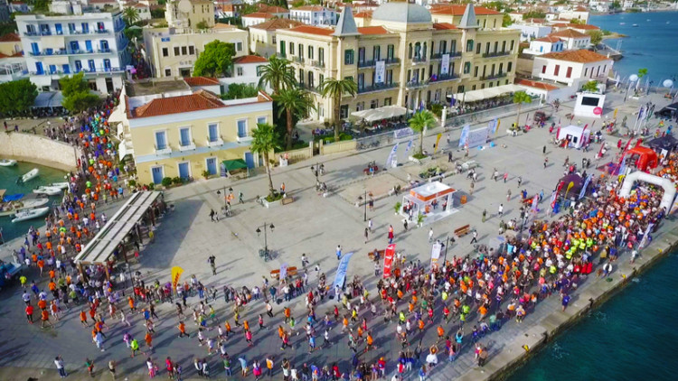 Running 5K - Yiannis Theodoropoulos