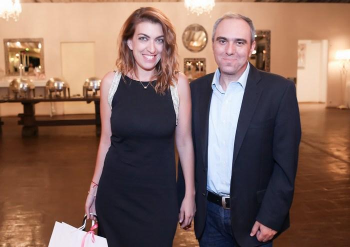 ΜΕΝΙΑ ΚΟΥΛΗ - ΤΖΑΝΗ ΒΑΣΙΛΗΣ ΤΖΑΝΗΣ