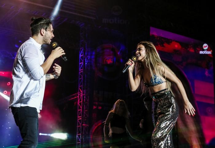 Ελένη Φουρέιρα και Μέλιsses on stage σε μια μουσική σύμπραξη -έκπληξη