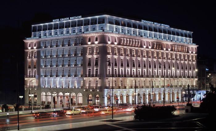 ok Hotel Grande Bretagne - Exterior 2