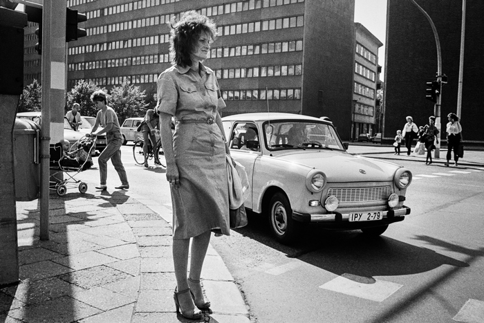 East Berlin, DDR, 1987