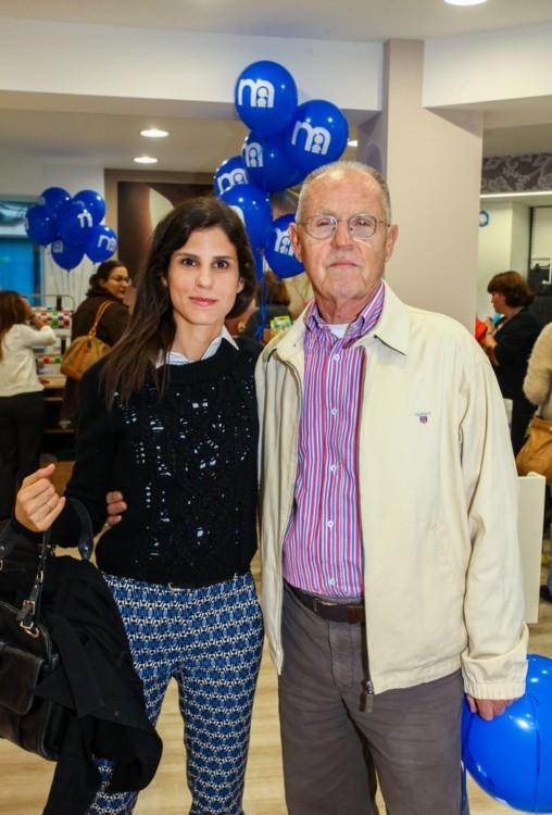 Μαίρη Λάππα (Διευθύντρια Τμήματος Fashion των καταστημάτων mothercare) και Ιωάννης Λάππας (Πρόεδρος & Διευθύνων Σύμβουλος της εταιρίας Ι.Κλουκίνας-Ι.Λάππας Α.Ε.)
