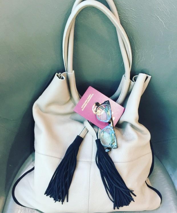 Η μεγάλη τσάντα της Park House θα με βγάλει ασπροπρόσωπη τόσο το πρωί για το shopping στο Μιλάνο, όσο το βράδυ στις βόλτες μας με τις φίλες μου...