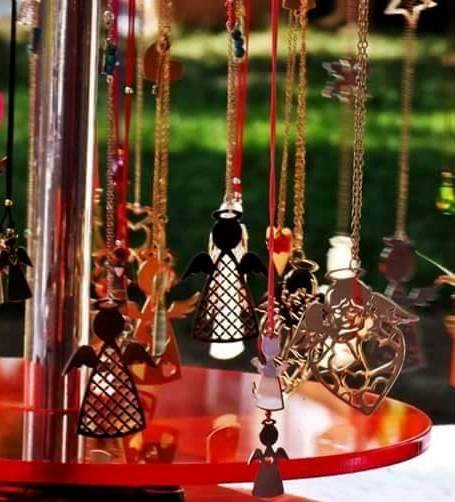 Hπιο χαριτωμένη συλλογή κοσμημάτων για φέτος τα Χριστούγεννα θα βρίσκεται στοCarouselτηςTIARA!