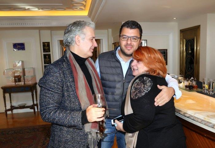 Πέτρος Μπουροβίλης, Παναγιώτης Σωπιάδης, Θάλεια Τσιχλάκη