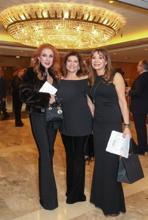 Μαίρη Παναγιωτίδη, Ντίνα Πριτσιβέλη, Σοφία Κούστα