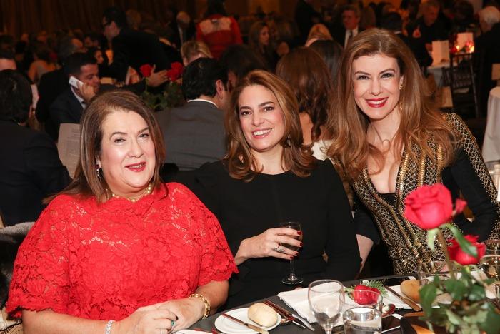 Βέτα Τσουκαλά, Βίβιαν Αβραμοπούλου, Hala Khoury