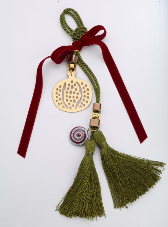 Τα γνωστά γούρια τηςTIARAγια Καλή Τύχη και Χρυσή Πρωτοχρονιά!
