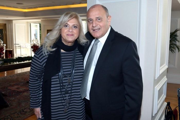 Μελίνα Αδαμοπούλου Τιμ Ανανιάδης