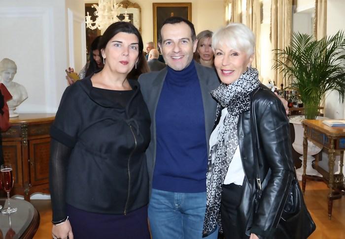 Στέλλα Λιζάρδη Άρης Καβατζίκης Ιλεάνα Κυρκιλή