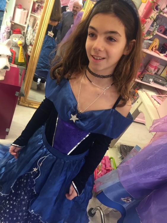 """Θυμάμαι εμένα ντυμένη """"Πριγκίπισσα της Νύχτας"""", σαν να ήταν χθες. Κι ας έχουν περάσει τόσα χρόνια..."""