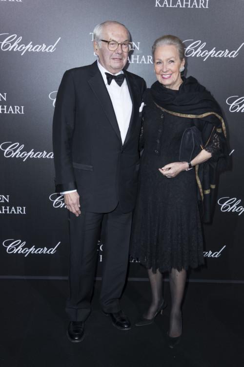 Karl & Karin Scheufele.