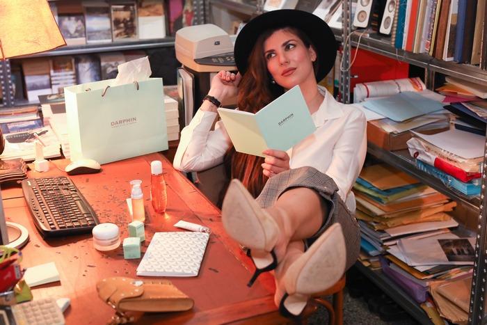 Η Λαβίνια Σταθάκη στις κομψές εκδόσεις ''Το Ροδακιό''