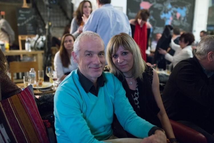 Γιάννης & Ρία Χαλκιοπούλου
