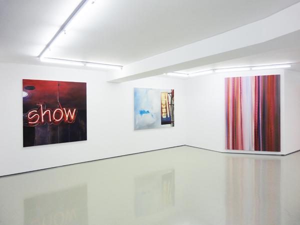 Sotiris Panousakis, The Show Must Go On, 2017, Installation view_08