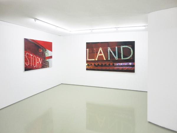 Sotiris Panousakis, The Show Must Go On, 2017, Installation view_33