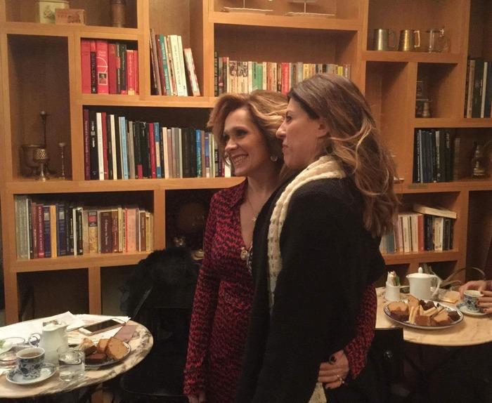 Η EDM, MA Harvard University, Συμβουλευτική Ψυχολόγος Τζίνα θανοπούλου με την Guest Speaker Ψυχοθεραπεύτρια, Δρ Κατερίνα Αθανασίου