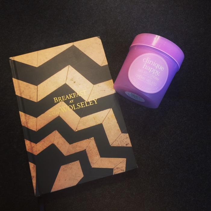 Breakfast at The Wolseley! Ποιος άλλος θα μου το έφερνε από το Λονδίνο, από την Εύούλα-aka Blond(con)fusion!- Love it! Every single page...