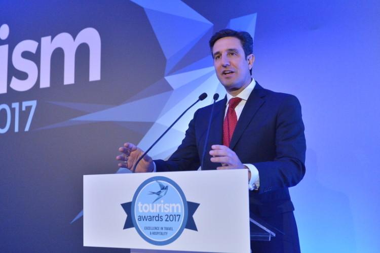Δημήτρης Τρυφωνόπουλος, Γενικός Γραμματέας ΕΟΤ