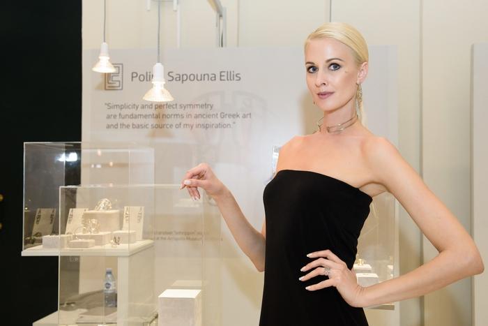 Polina Sapouna Ellis