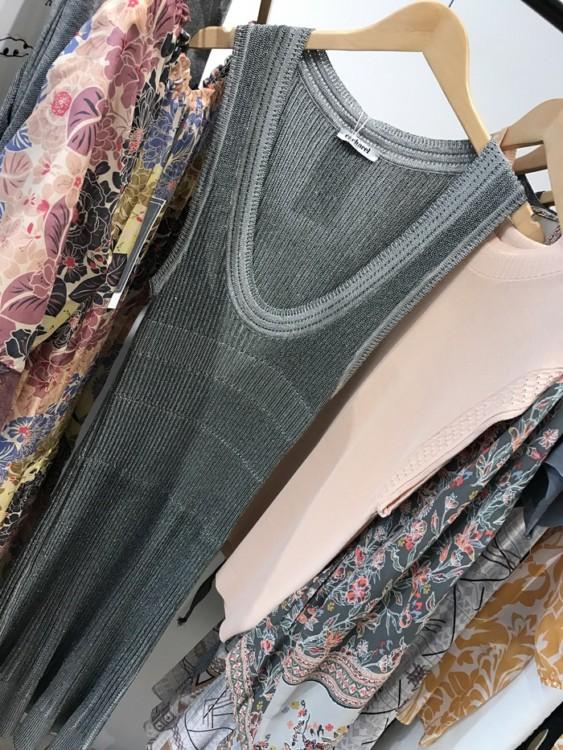 Αλλά και αυτό το grey little dress