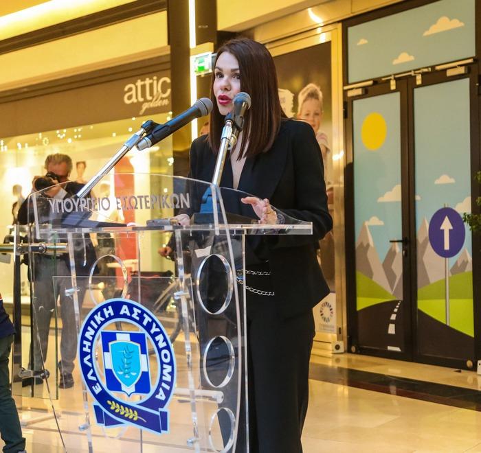 Ρενάτα Τσαούση Διευθύντρια Golden Hall
