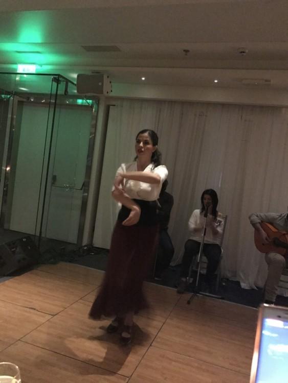 Live Flamenco show!!!
