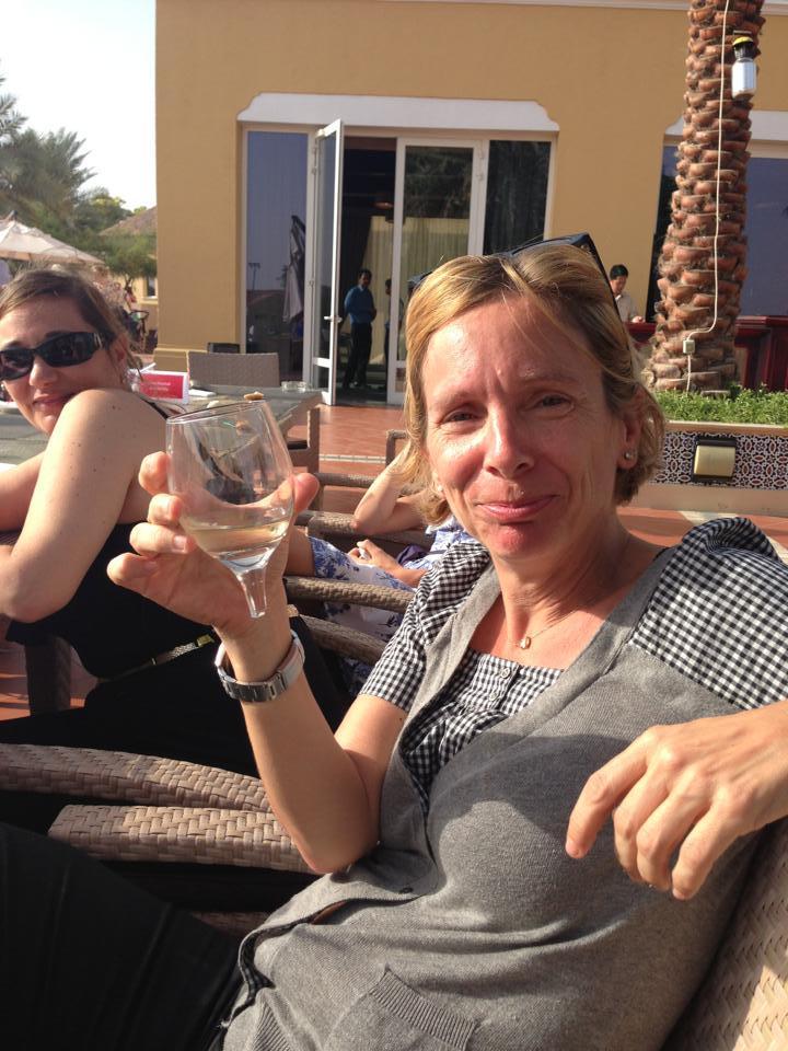 Hint. look at Olgas glass....Xmas, Dubai