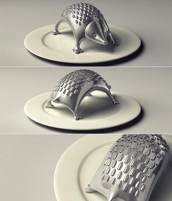 Design τρίφτης για τυριά. Νομίζω πως η αγαπημένη μου Βιργινία Βεντουράκη θα έχει τους καλύτερους!