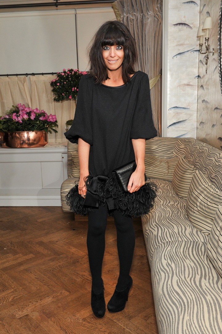To απόλυτο It Girl: Claudia Winkleman!